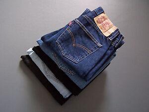 Vintage-Levis-501-Jeans-grado-a-W28-en-W29-W30-W31-W32-W33-W34-W36-W38-W40-501s