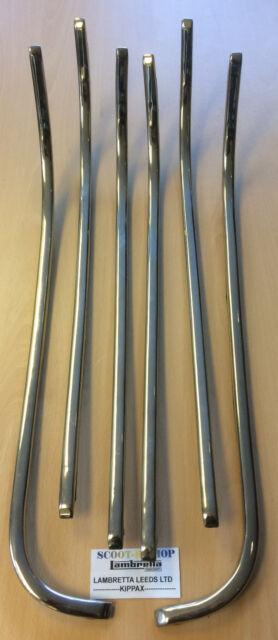 VESPA VBB Sportique Stainless Steel Floor Runner Strips