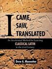 I Came, I Saw, I Translated von Drew Arlen Mannetter (2012, Taschenbuch)