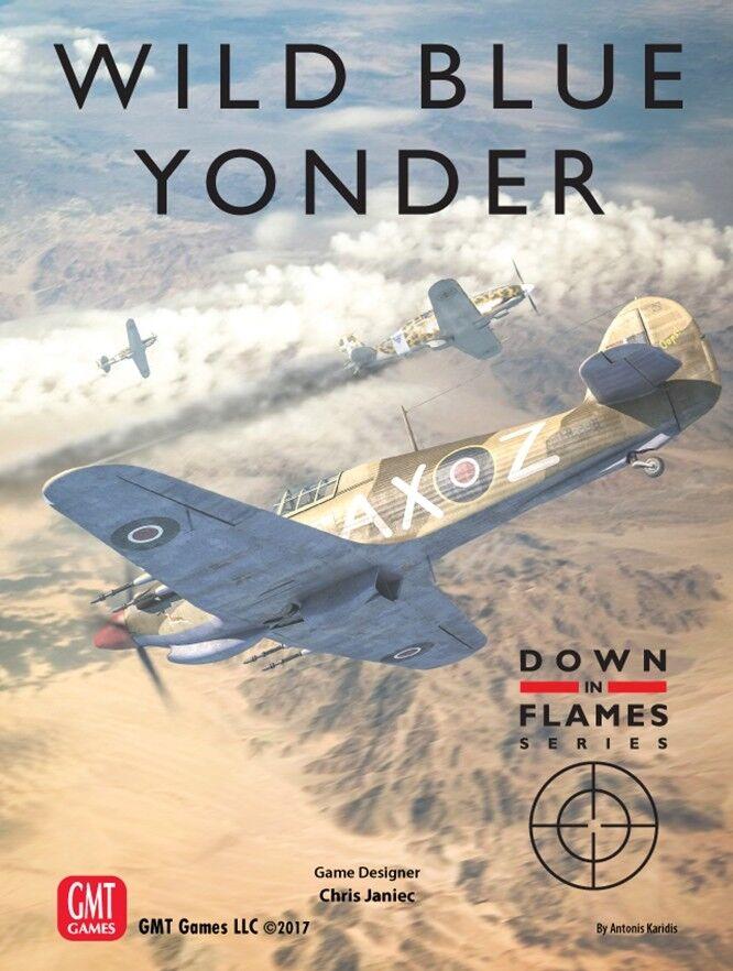 Wild blu Yonder Board Game (Down in Flames Series)