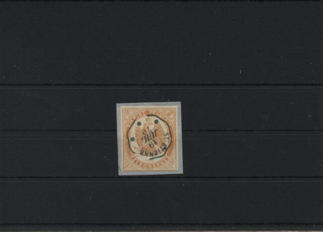 France 1868 Telegraphenmarken Mi. 3 Postmarked Used