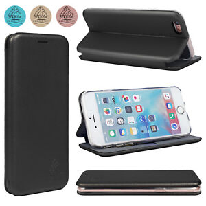 Card-Holder-Leather-Wallet-Flip-Case-For-iPhone-11-Pro-Max-XS-Max-XR-8-7-6S-Plus