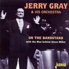 On the Bandstand With Man Behind by Jerry Gray (CD, Nov-2001, Jasmine Records)