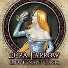 Descent Second Edition: Eliza Farrow Lieutenant Miniature by Fantasy Flight Games (Undefined, 2013)