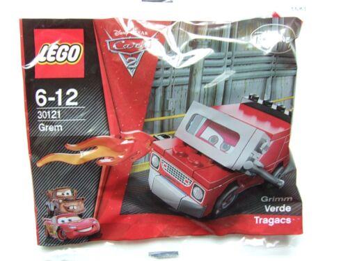LEGO Cars 30121 Grem Auto Promo Polybag Bag Beutel