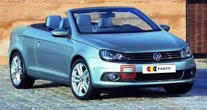 VOLKSWAGEN-VW-EOS-11-16-NUOVO-ORIGINALE-PARAURTI-anteriore-Coperchio-gancio-di-traino-Cap-1Q0807241B