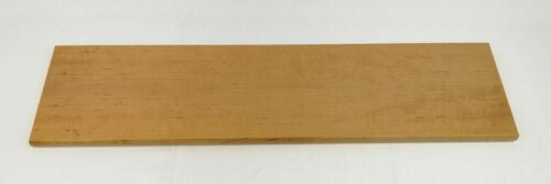 Einlegeboden Regalboden Brett Erle Echtholzfurnier 80x20 cm 19mm stark
