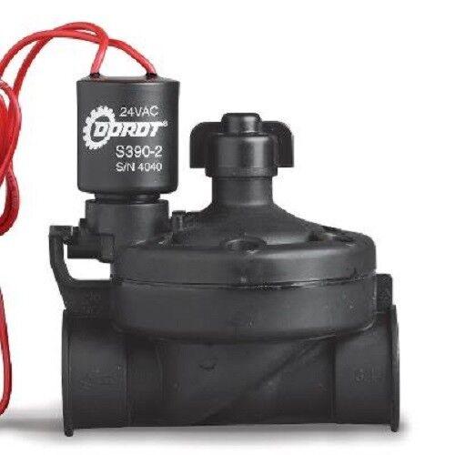 Dorot AC 24V Irrigation Controlled Latch Solenoid Valve 1