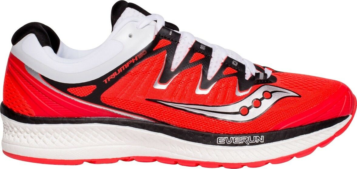 Saucony Triumph ISO 4 Womens Womens Womens Running shoes - Red b25251