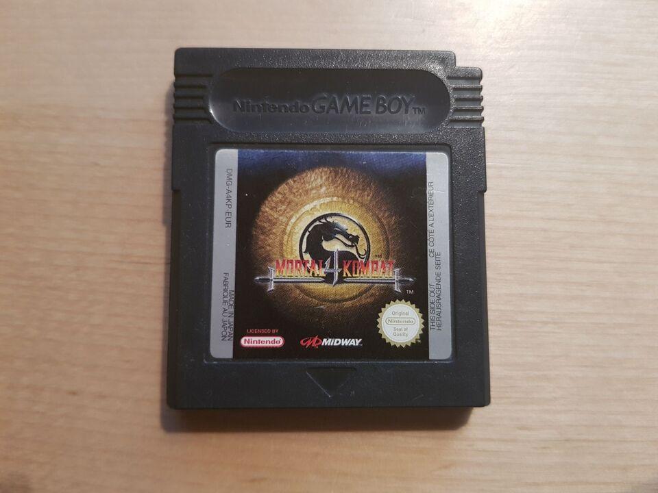 Mortal Kombat, Gameboy