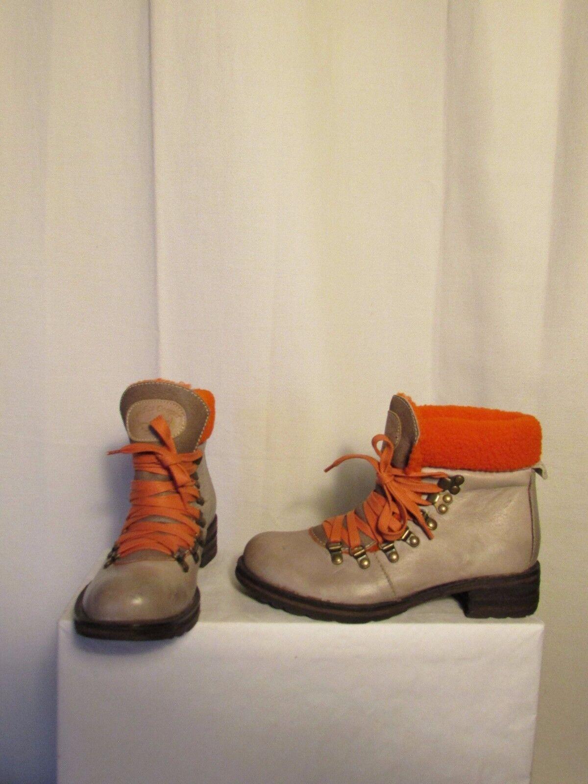 stivali/stivali CANDICE COOPER mastic pelle grigio tirante sulla mastic COOPER e lana d471bd