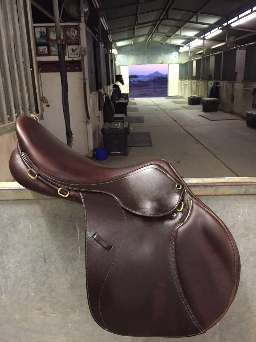 Thornhill 24K Predrainer Event Saddle