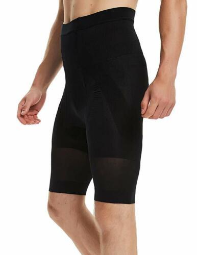 Men/'s Tummy Control High Waist Abdomen Underwear Body Shaper Boxer Thigh Pants