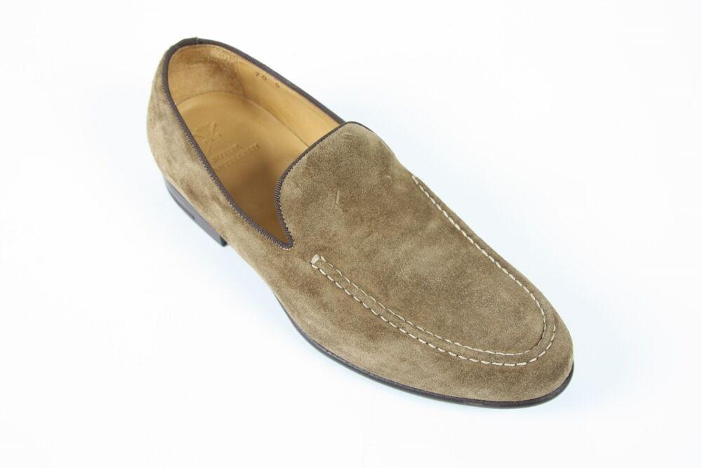 Sutor Mantellassi chaussures SALE  Mushroom tan loafers