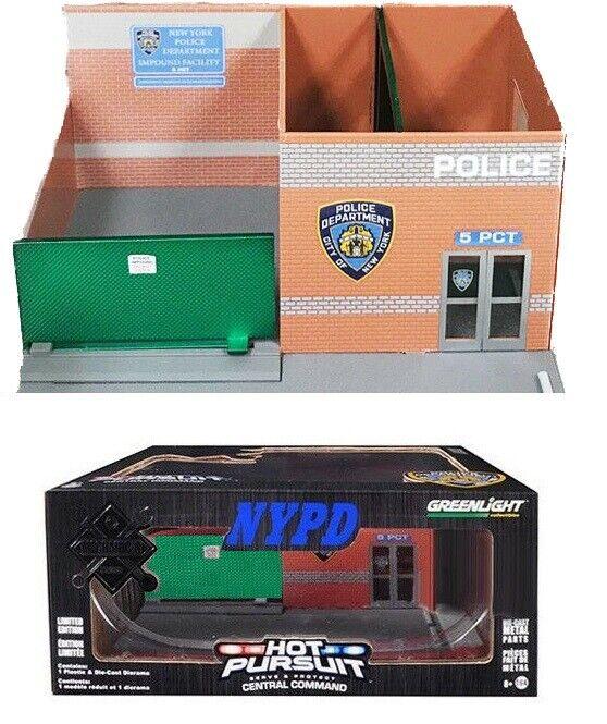 buscando agente de ventas Máquina verde verdeLight Raro Chase Chase Chase 57042 Nueva York Departamento de Policía Comando comisaría central  compra limitada