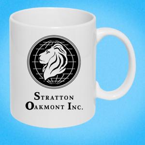 STRATTON OAKMONT FUNNY MUG RUDE HUMOUR JOKE PRESENT NOVELTY GIFT IDEA CUP MUG