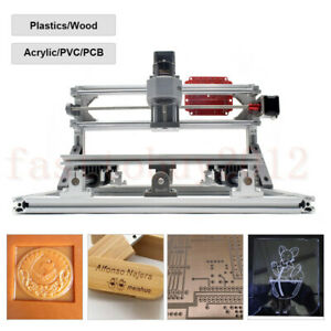 Details about CNC3018 PRO DIY Router Kit Engraving Machine GRBL Control  3Axis For PCB PVC Wood