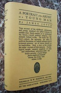 Portrait-of-the-Artist-as-a-Young-Man-James-Joyce-1927-First-US-Edition