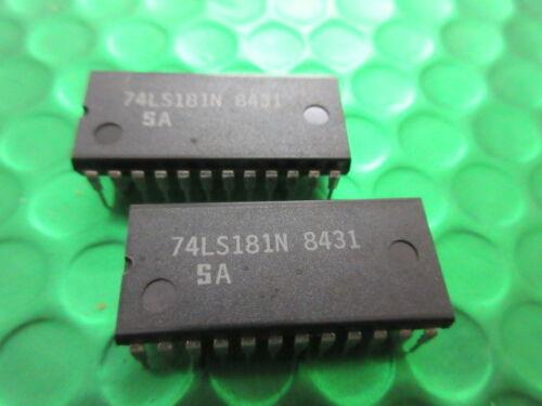 74LS181N AS SN74LS181N N82LS181N PHILIPS AMD ORIGINAL CHIPS UK STOCK