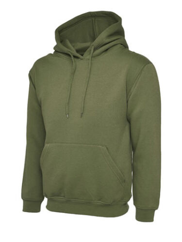 Heavyweight RICAMATO Workwear uniforme con cappuccio Felpa con cappuccio gratis personalizzata con logo!
