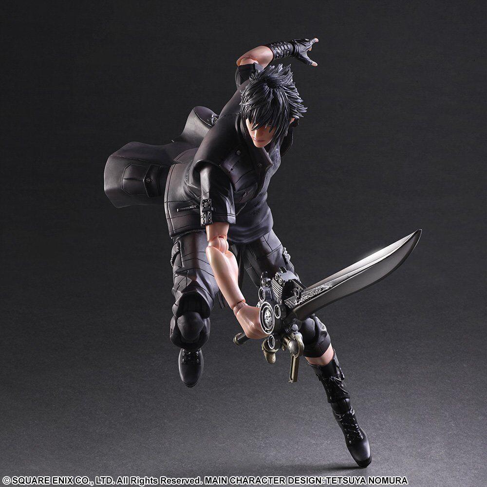 Square Enix ARTS Final Fantasy XV PLAY ARTS Enix KAI Noctis Lucis Caelum Japan version 92256f