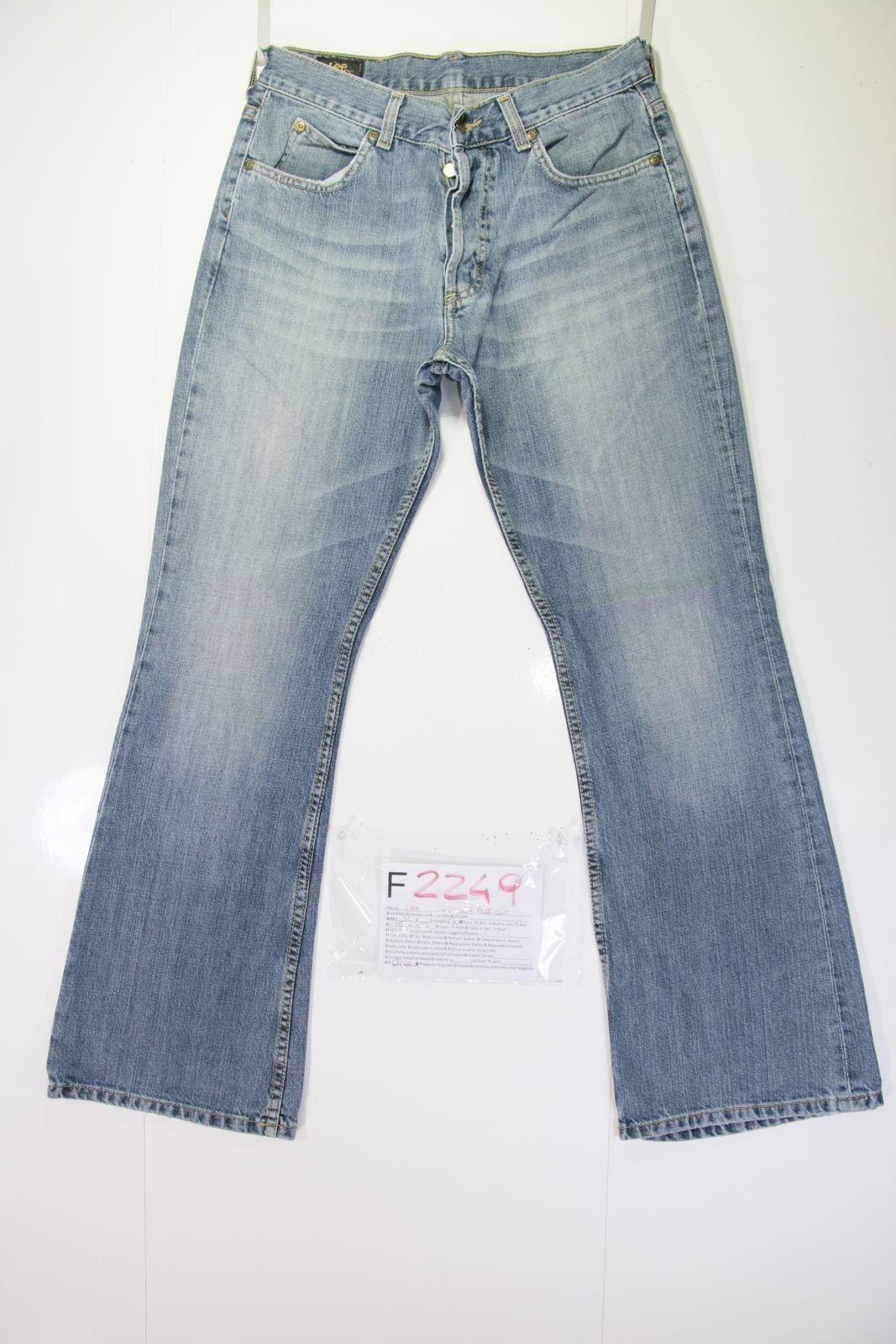 Lee Denver Bootcut ( Cod. F2249) Tg46 W32 L32 Jeans Used Vintage Streetwear