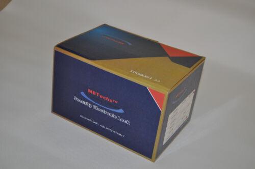 RFID Keyless Electronic Lock: Weatherproof Programmable Battery Operated RH