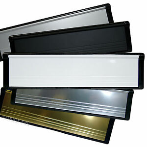 Image is loading 10-034-Letter-Plate-Upvc-or-Wood-Door-  sc 1 st  eBay & 10