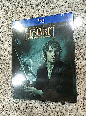 The Hobbit 2D An Unexpected Journey Blu-ray Steelbook | Korea | New Korean