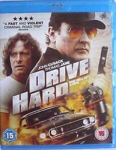 Drive Hard  Bluray 2013 John Cusack - Eastbourne, East Sussex, United Kingdom - Drive Hard  Bluray 2013 John Cusack - Eastbourne, East Sussex, United Kingdom