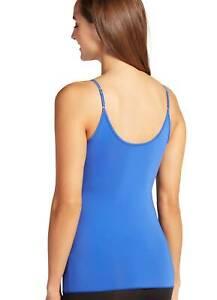 cca600b182f Details about Jockey Womens Modern Tactel Cami Tops Camisoles nylon