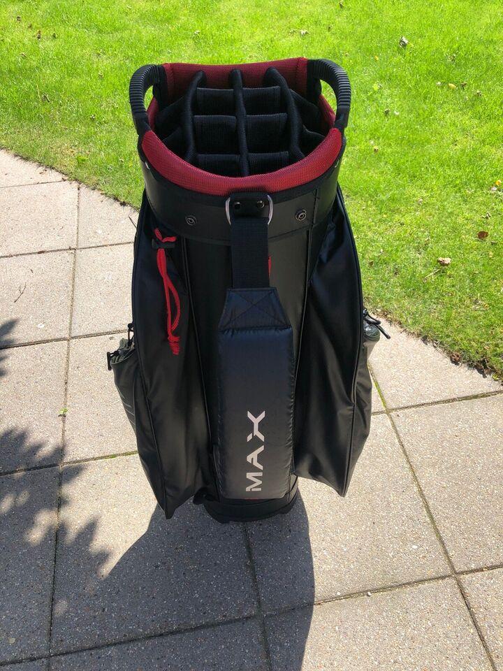Golfbag, Big Max