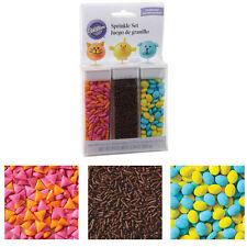 Animal Pops Sprinkle Set 3 types from Wilton #055