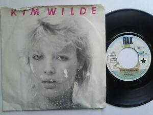 Kim-Wilde-Kids-In-America-7-034-Vinyl-Single-1981-mit-Schutzhuelle