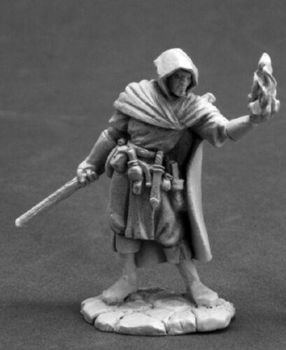 Reaper Dark Heaven 03606 Ellus Mann Wizard