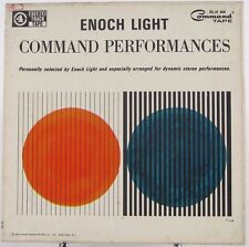 Enoch Light Command Performances Reel to Reel Tape Stereo RS 4T 868 Command
