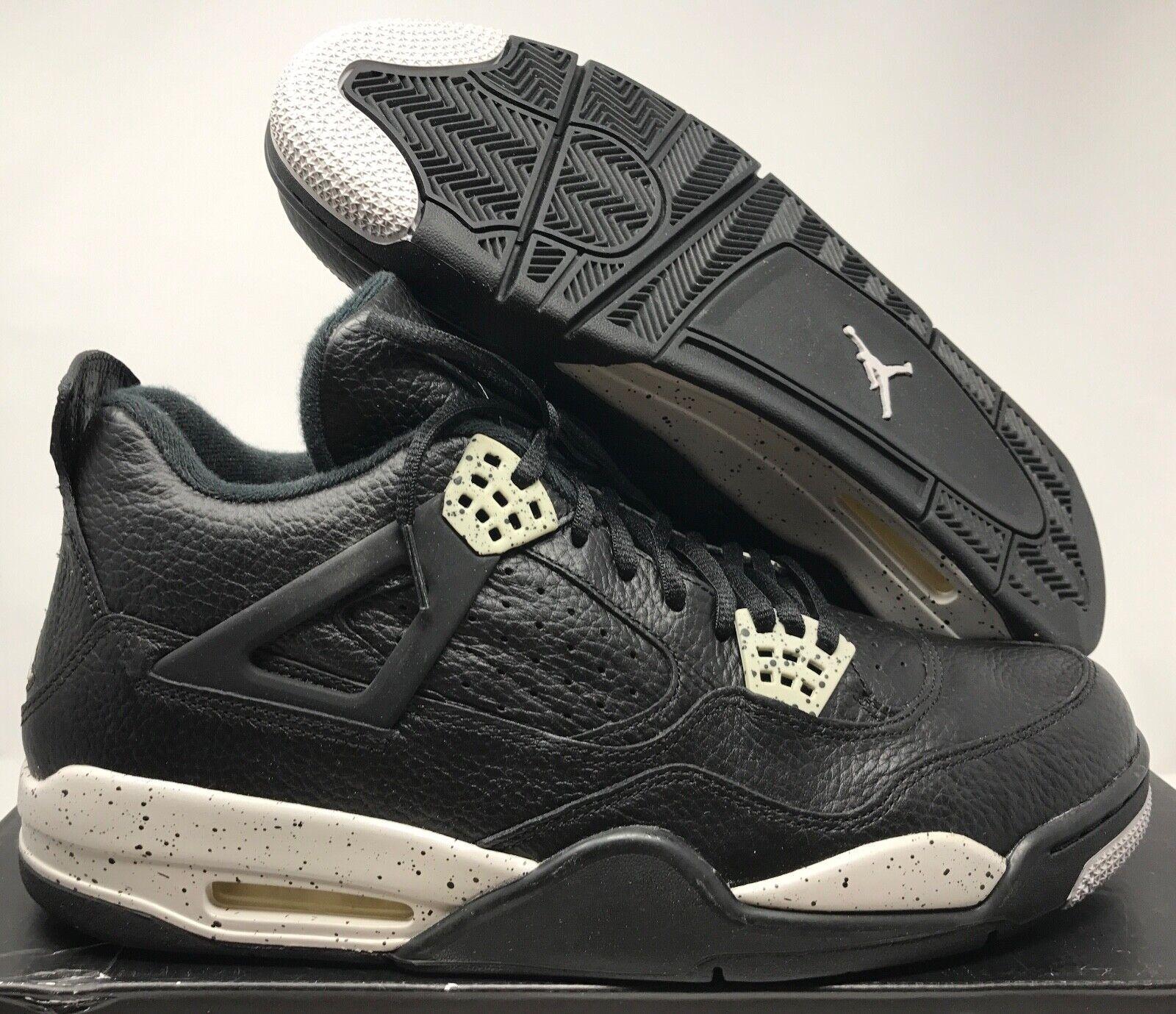 best loved 0efad ca06d Nike Air Jordan Retro IV 4 Oreo Size 11 DS With Receipt 100 Legit