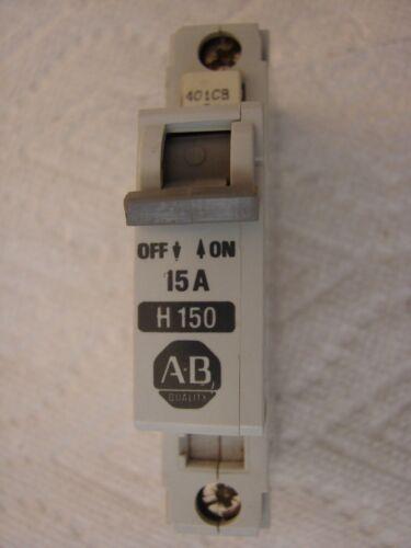AB 1492-CB1 H150 15.0A Breaker