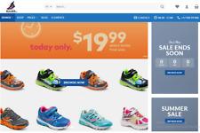 Make Money Shoe Store Profitable Drop Shipping Website Free Hosting Setup