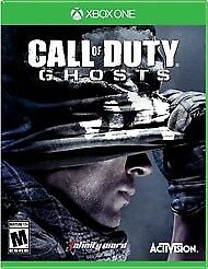 XBOX 1 Call of Duty Ghosts