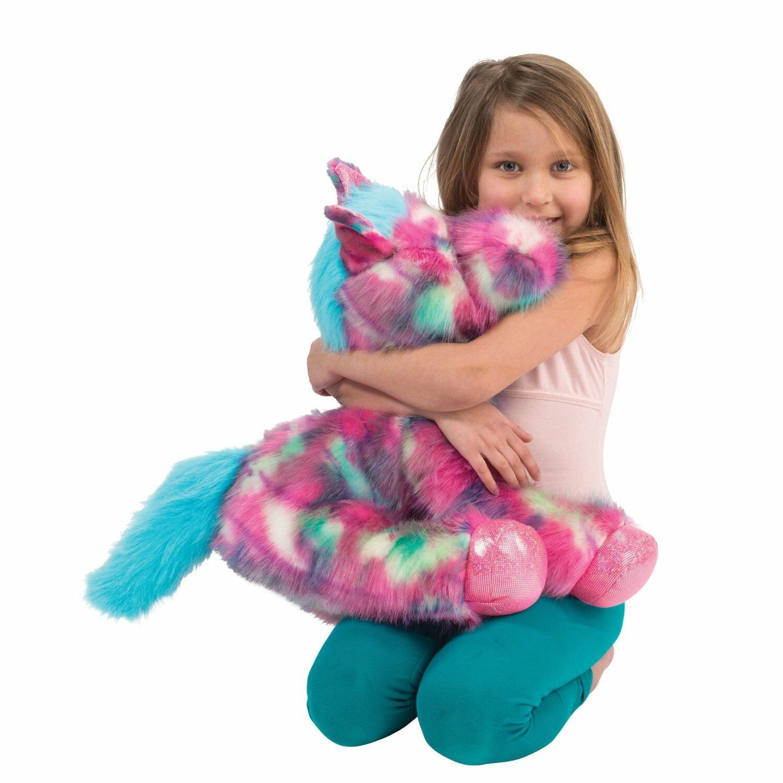 DOUGLAS Cuddle Toys 24  Confetti Horse Stuffed Animal - 4182 NEW