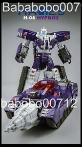NEW Transformers TFC Hades H-06 Hypnos Action Figure instock toy gift