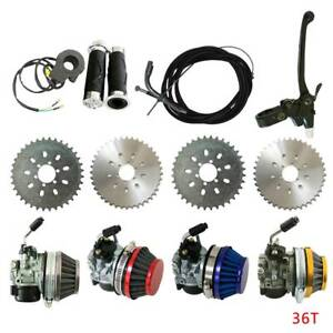 49cc-66cc-80cc-2-Stroke-Motorized-Bike-Bicycle-Motor-Engine-Kit