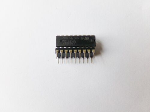 Uln2803 Ci Dip18 Manufacturer Stmicroelectronics Uln2803a