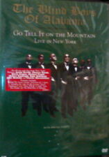 The Blind Boys of Alabama GO TELL IT ON the MOUNTAIN LIVE in NEW YORK DVD SEALED