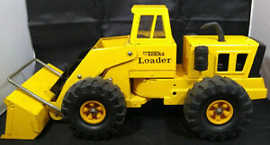 MIGHTY-TONKA-LOADER-NO-3920-WITH-BOX-VERY-GOOD-CONDITION-Rare-1970-VINTAGE