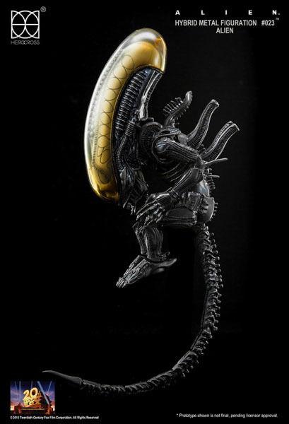 86hero Herocross ~ HMF  023 The Alien Figure