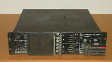 CREST AUDIO PFA600 AMPLIFIER PORTABLE DC POWER PA VEHICLE PARADE AMP PEAVEY 24V