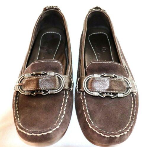 Chaussures Marron En À Daim Lacets Haan Cole p45Bqcz