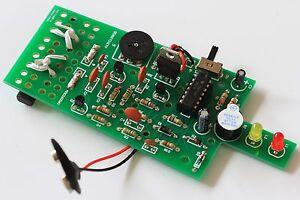 Free Tracking No Diy Metal Detector Pcb Electronic Kit Ebay